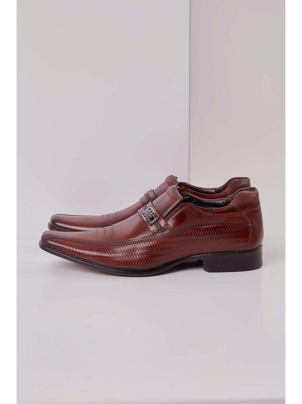 d1a15ec82e Previous. Sapato-Social-Rafarillo-Couro-Texturizado-Caramelo ...