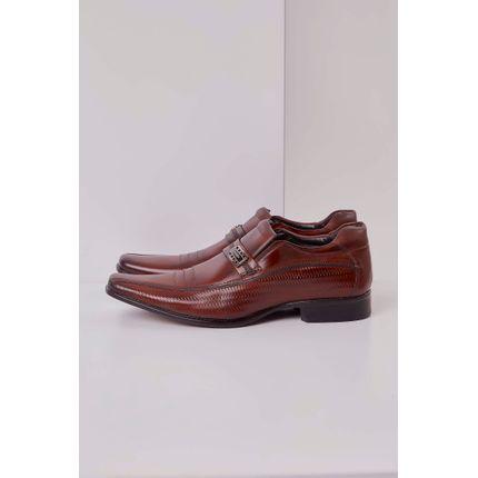 685a6d994 Sapato-Social-Rafarillo-Couro-Texturizado-Caramelo