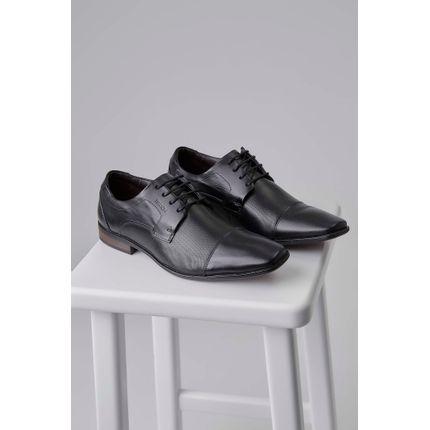 Sapato-Ferracini-Casual-Couro-Masculino-Preto-