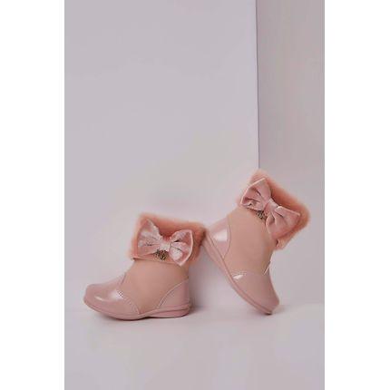 Bota-Meli-Infantil-Nude