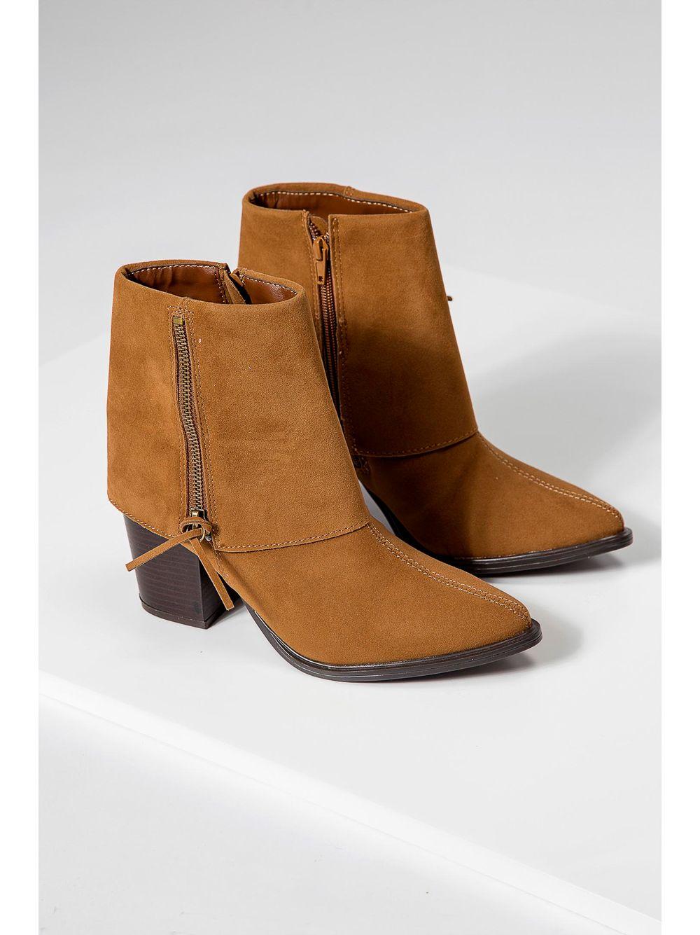 d9f90a99f pittol · Calçado Feminino · Bota · Ankle Boot. 10%. Previous