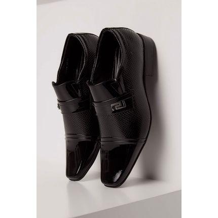e68771654 Sapato-Jota-Pe-Social-Masculino-Couro-Bico-Quadrado-