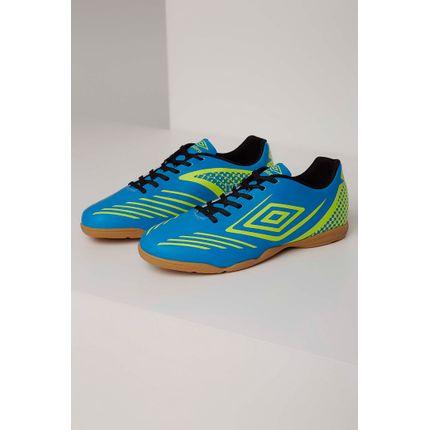 Chuteira-Futsal-Umbro-Azul