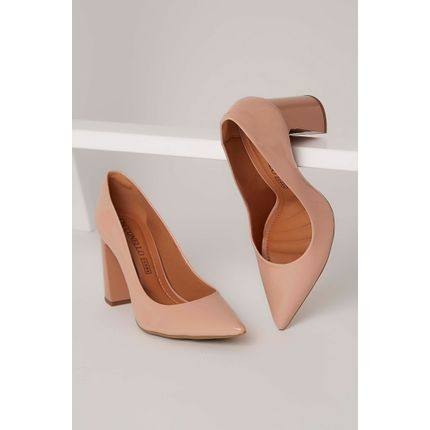 0d4cb36ced Nude em Calçado Feminino - Sapato - Scarpin – pittol