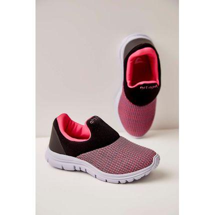 d35ba4b04 Tenis-Infantil-Menina-Ortope-Sem-Cadarco-Pink