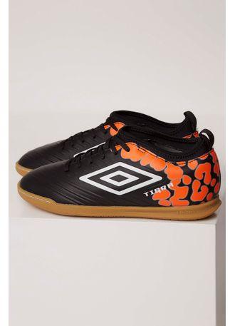 dc2c5119f33 Tênis Indoor Footwear Umbro Tigra Mid 0f72107 Preto - pittol