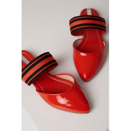 Sapato-Mule-Moleca-Laranja