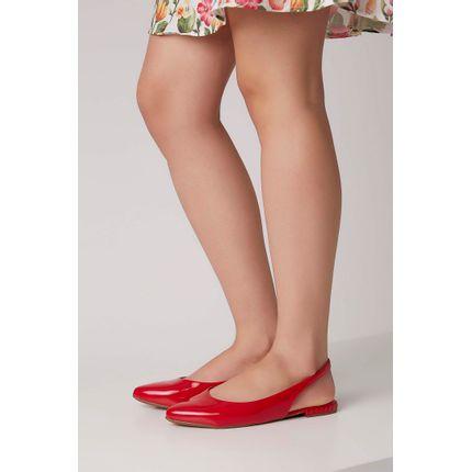 Sapato-Mule-Moleca-Vermelho