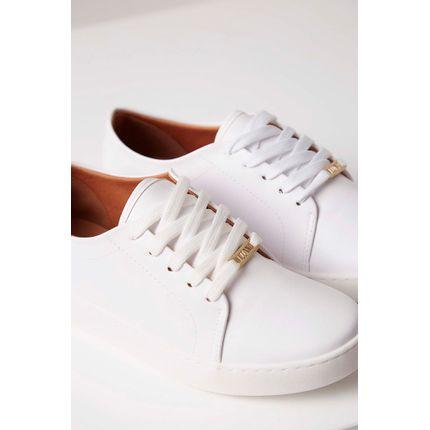 Tenis-Vizzano-Casual-Costura-Basico-Branco