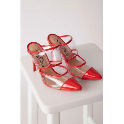 Sandalia-Santas-e-Saltos-Detalhe-Transparente-Vermelha