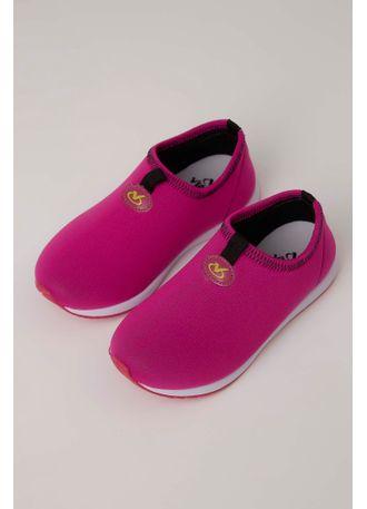 af95e33c1 Tênis Via Vip Casual Infantil Menina Pink - pittol