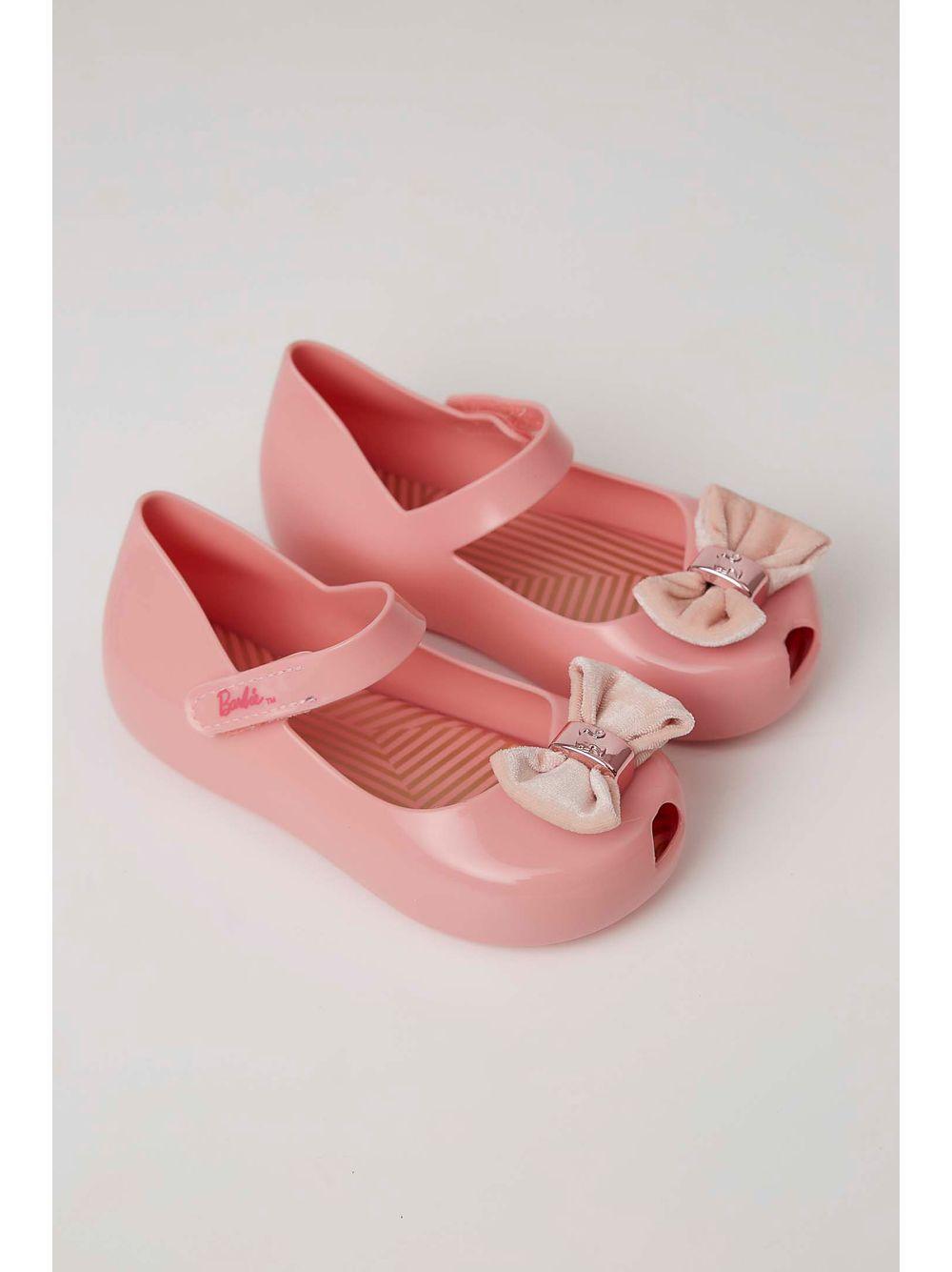 3e00e98f4f Sapatilha Grendene Barbie Trends Infantil Menina Rosa - pittol