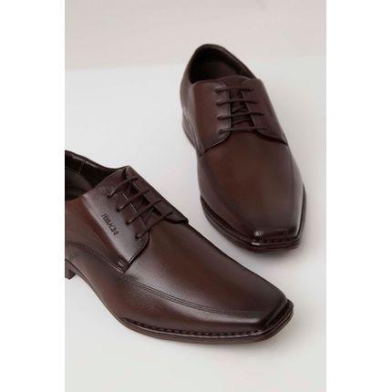 Sapato-Ferracini-Casual-Couro-Masculino-Marrom-