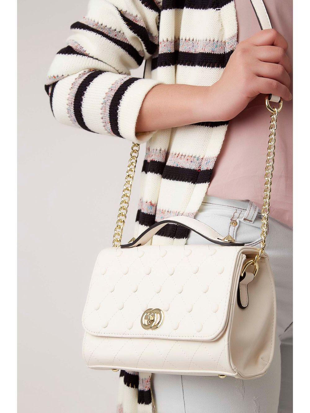 8a4fec846 Previous. Bolsa-Queens-Mini-Bag-Feminina-Bege ...