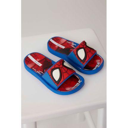 Chinelo-Slide-Grendene-Homem-Aranha