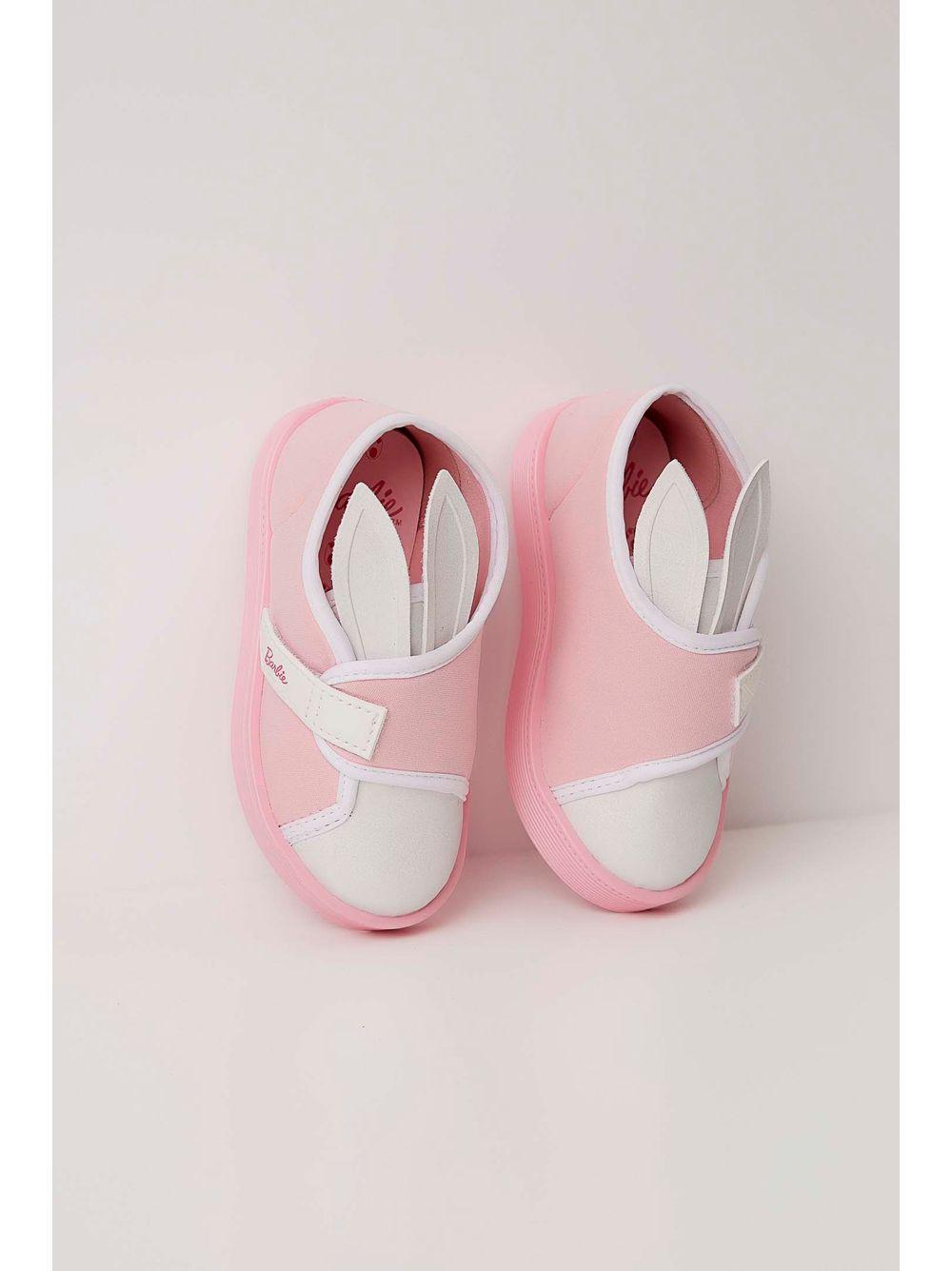 29902cf75 Tênis Grendene Barbie Fashion Pets Infantil Menina Rosa - pittol
