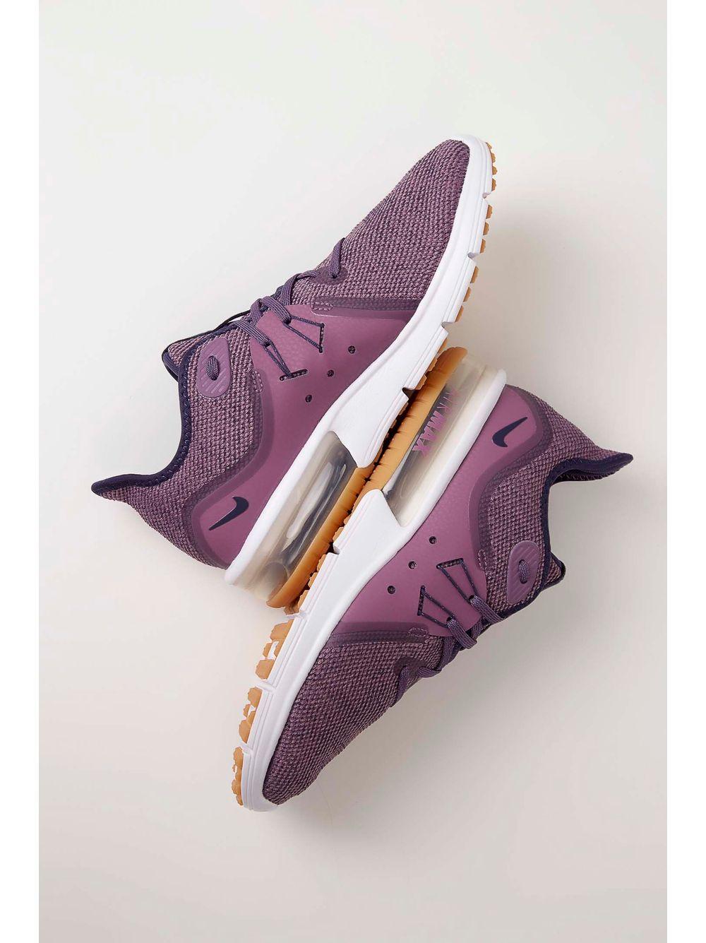 0d4ba224e9b Tênis Nike Air Max Fury Sequent 3 Violeta - pittol