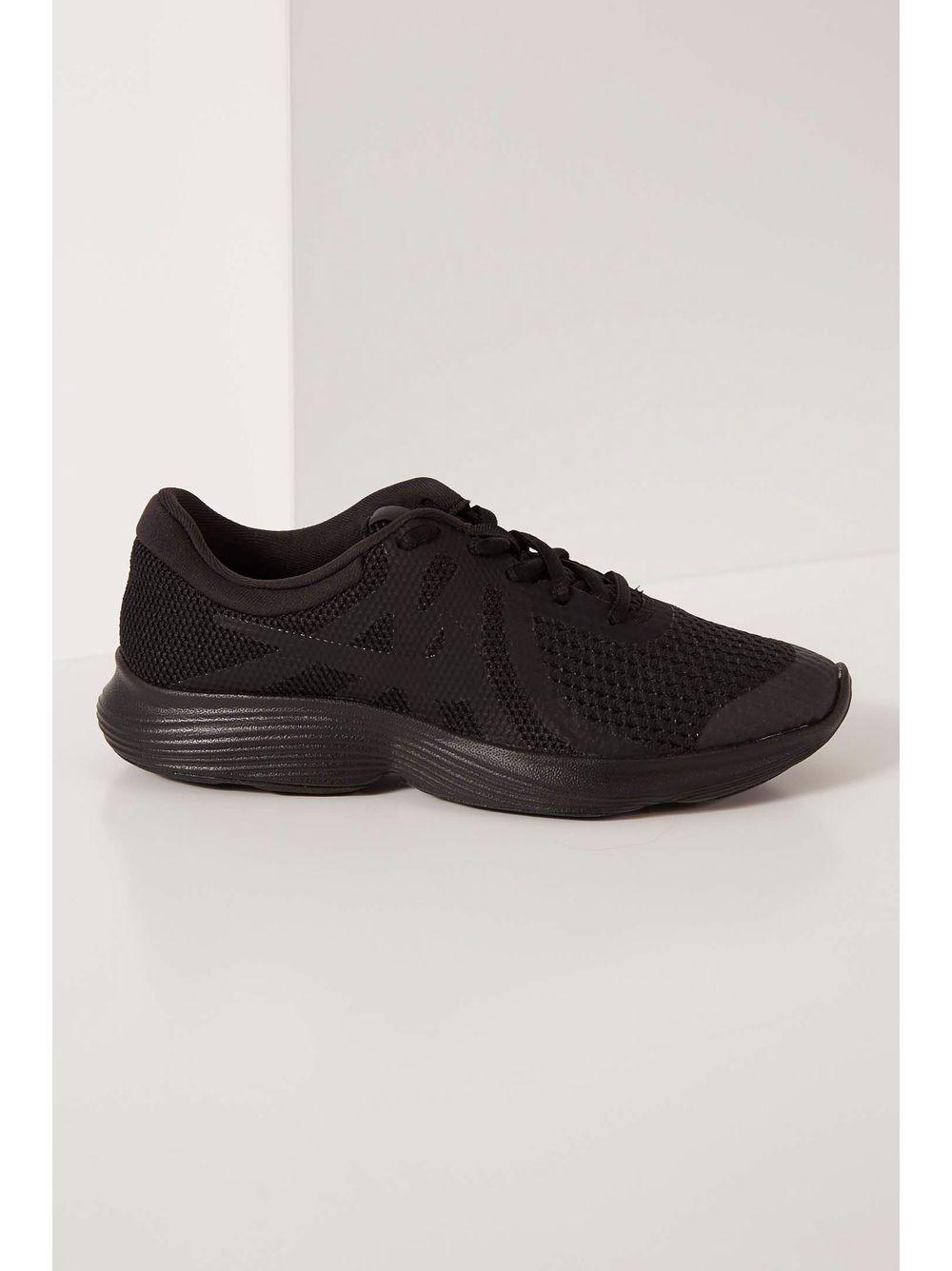 Tênis Nike Corrida Revolution Preto - pittol 033869702bb80