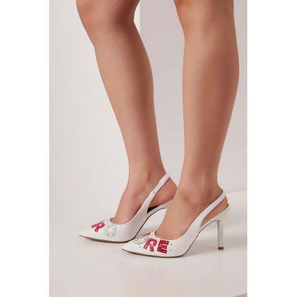 Sapato-Chanel-Vizzano-Branco