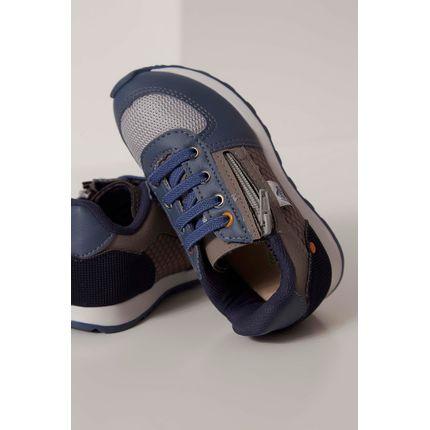 Tenis-Casual-Camin-Ziper-Azul