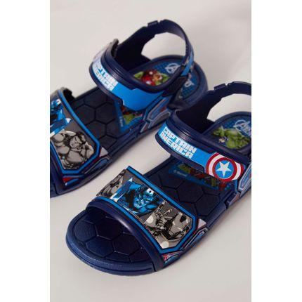Sandalia-Grendene-Avengers-Azul-
