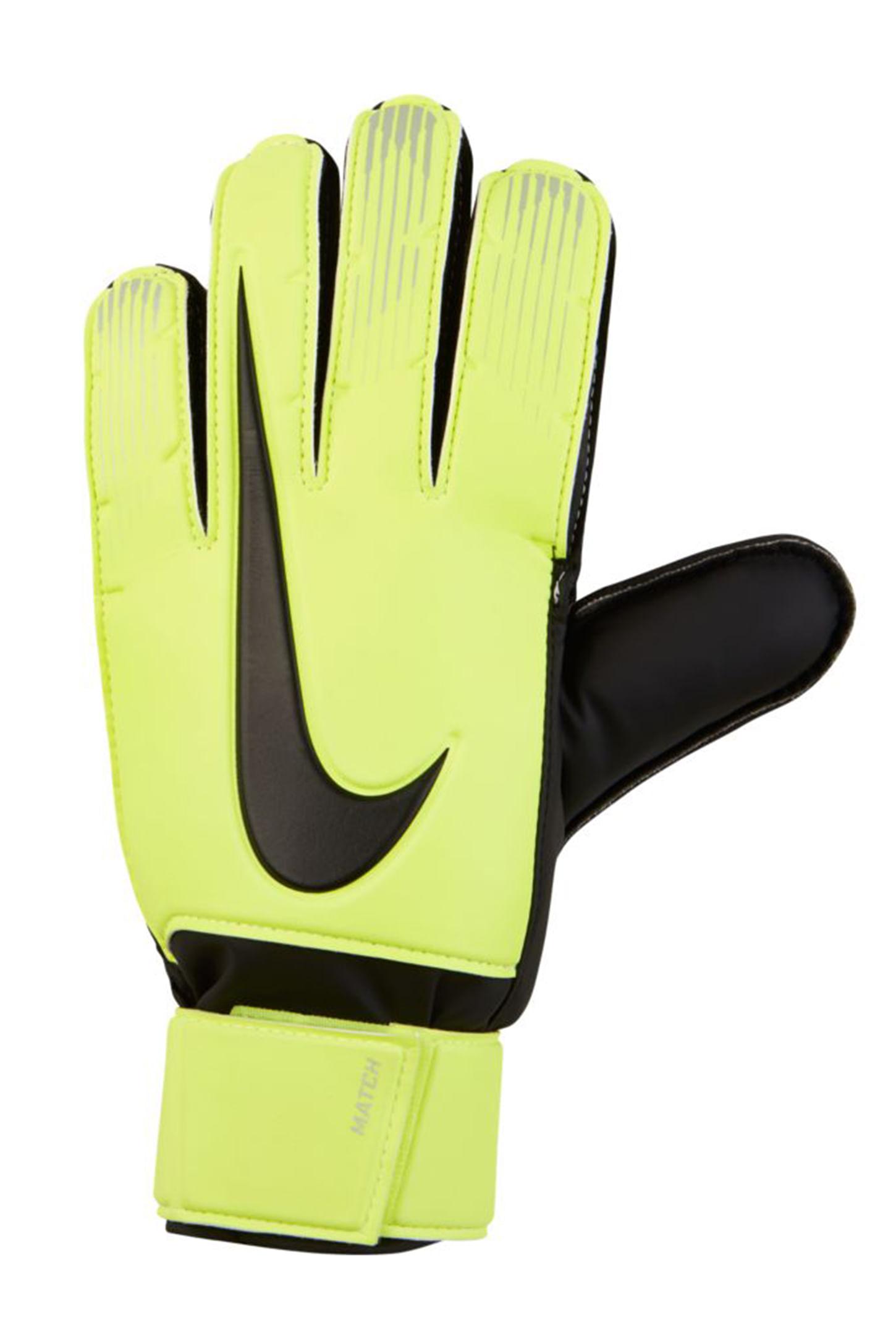 Luva-De-Goleiro-Nike-Match-Goalkeeper-Amarelo