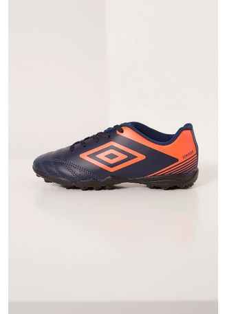 249bb98cdfe24 Chuteira Society Soccer Shoes Umbro Striker Iv 0f71093 Marinho - pittol