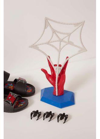 Sandalia-Papete-Grendene-Homem-Aranha-Preto-