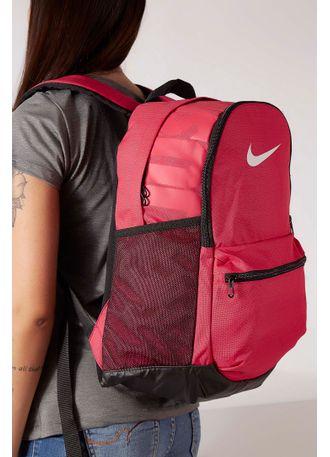 a260e99e2 Mochila Nike Brasília Pink - pittol