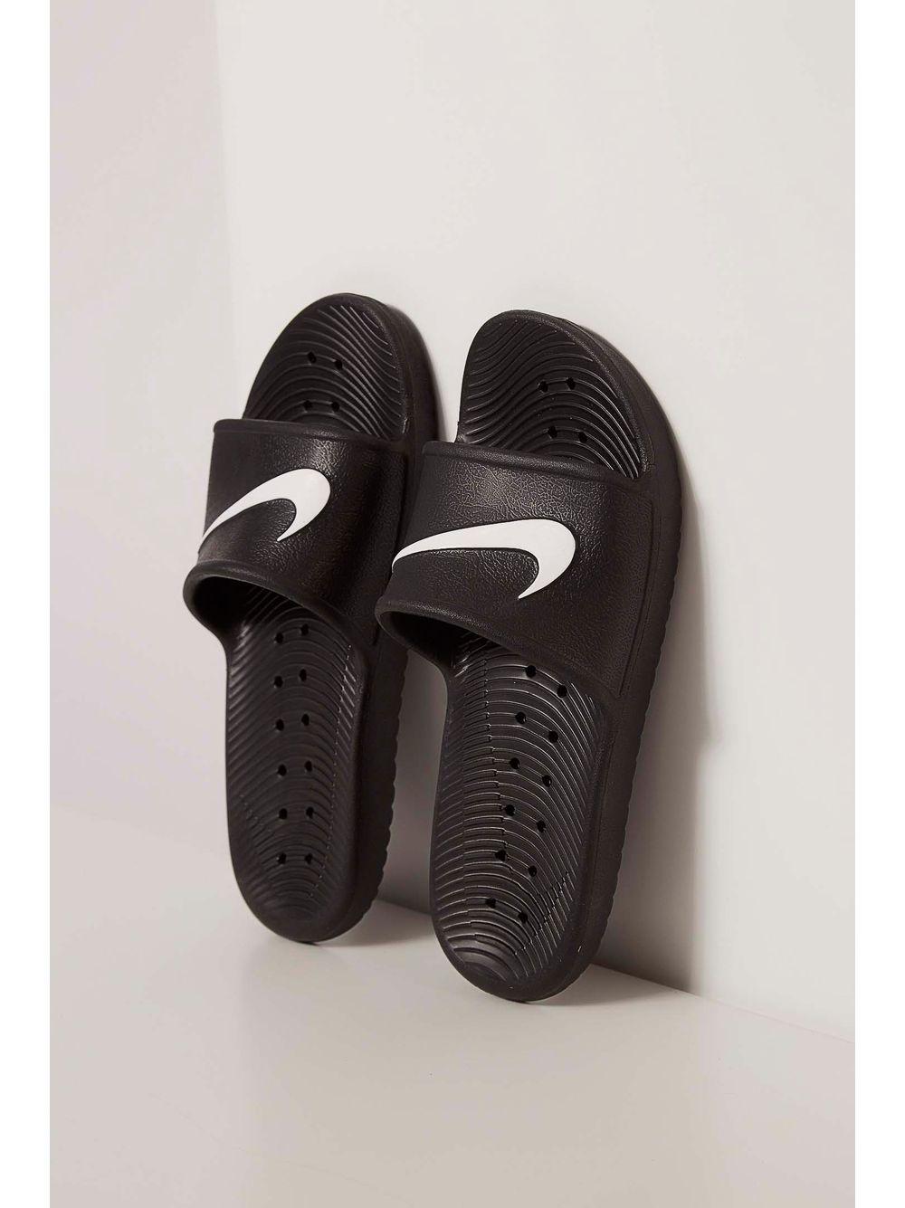 a5b1871d94a32 Chinelo Slide Nike Kawa Shower Preto - pittol