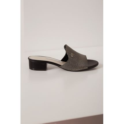 Tamanco-Casual-Via-Marte-Snake-Metal-Preto