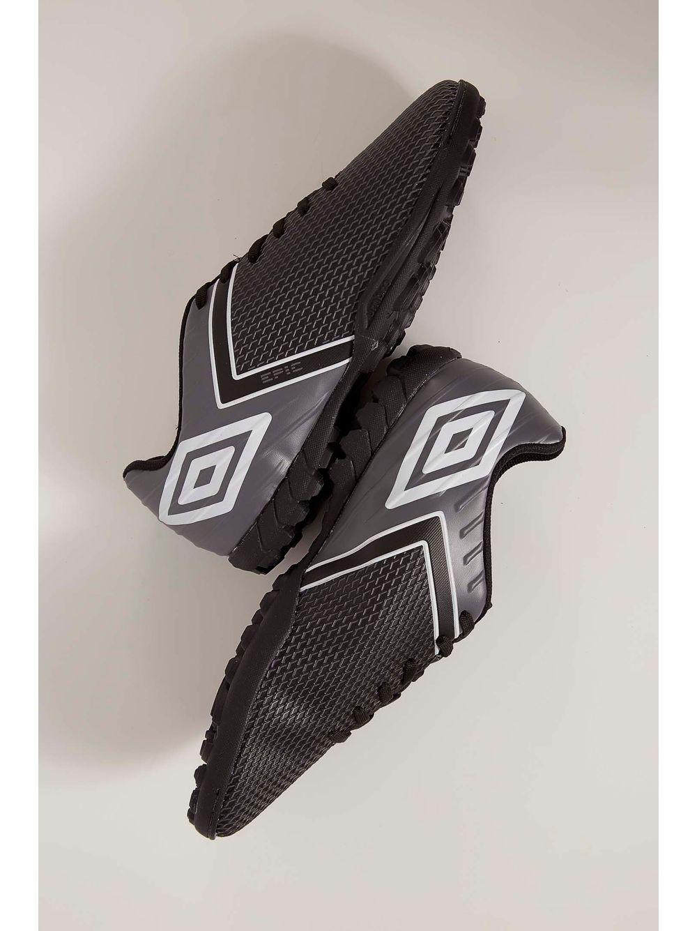 ebb2df6a7531e Chuteira Society Soccer Shoes Umbro Epic 0f71100 Preto - pittol