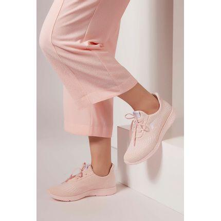 Tenis-Esportivo-Kolosh-Texturizado-Feminino-Rosa