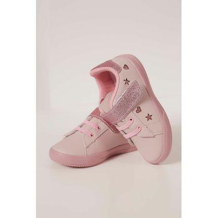 Tenis-Casual-Krisle-Glitter-Rosa