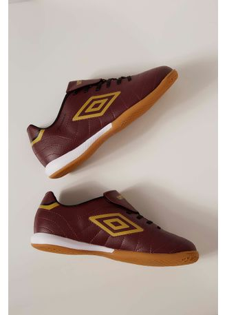 Tênis Umbro Futsal Speciali Ii Club Bordo - pittol 352bb5c257a9f