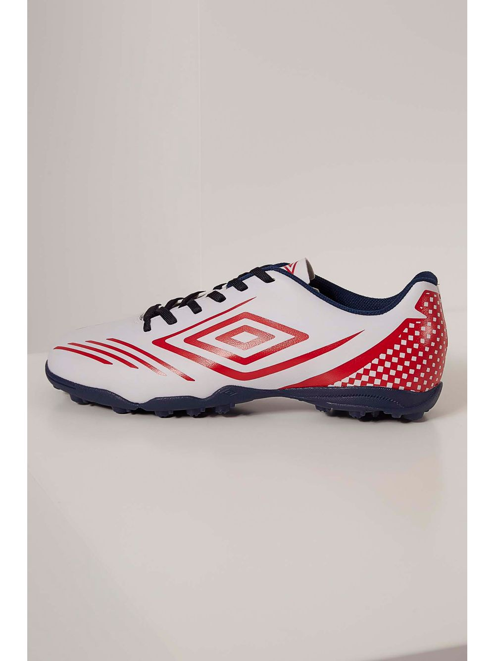8c4de788cb Chuteira Society Soccer Shoes Umbro Guardian 0f71081 Branco - pittol