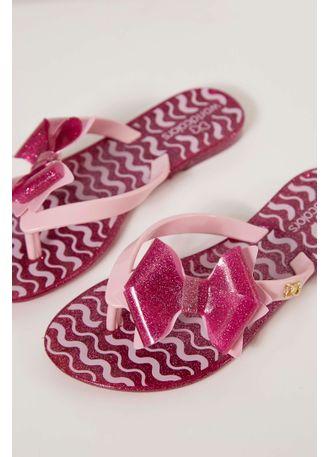 Chinelo-Rasteira-World-Colors-Laco-Pink