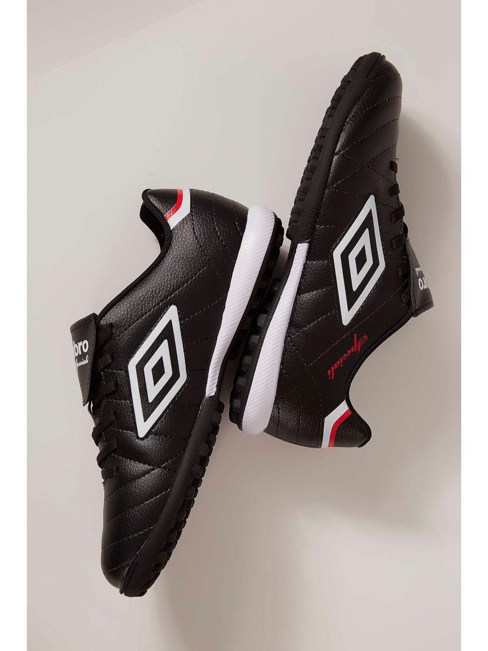 cee421f464 Chuteira Society Soccer Shoes Umbro Speciali Ii Club 0f71076 Preto ...