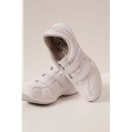 Tenis-Kolosh-Casual-Velcro-Strass-Branco