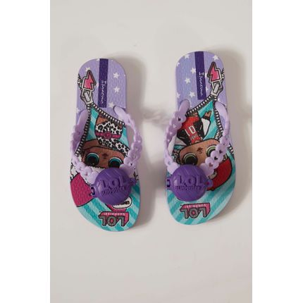 Chinelo-Infantil-Ipanema-Lol-Surprise-Violeta
