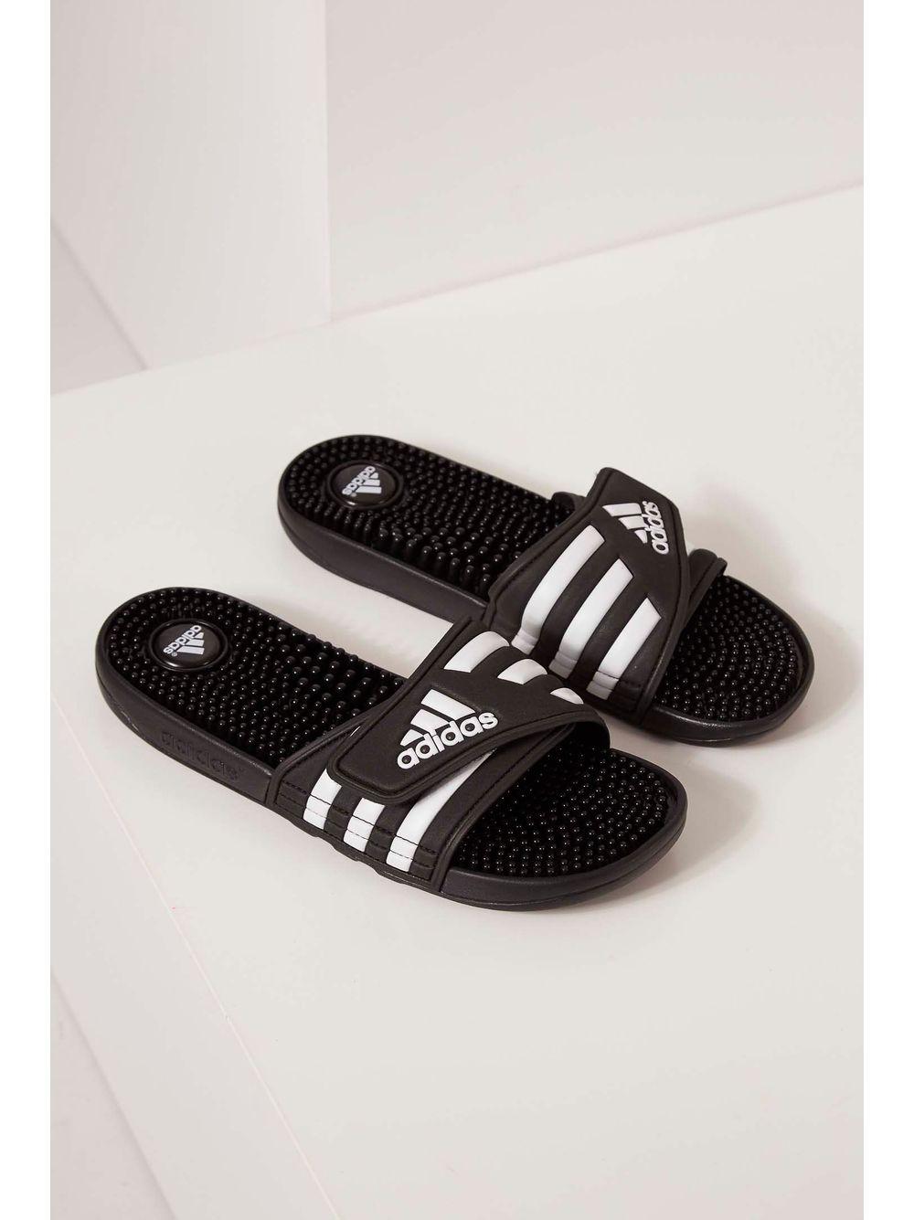 2430d243d8d Chinelo Slide Adidas Adissage W Preto - pittol