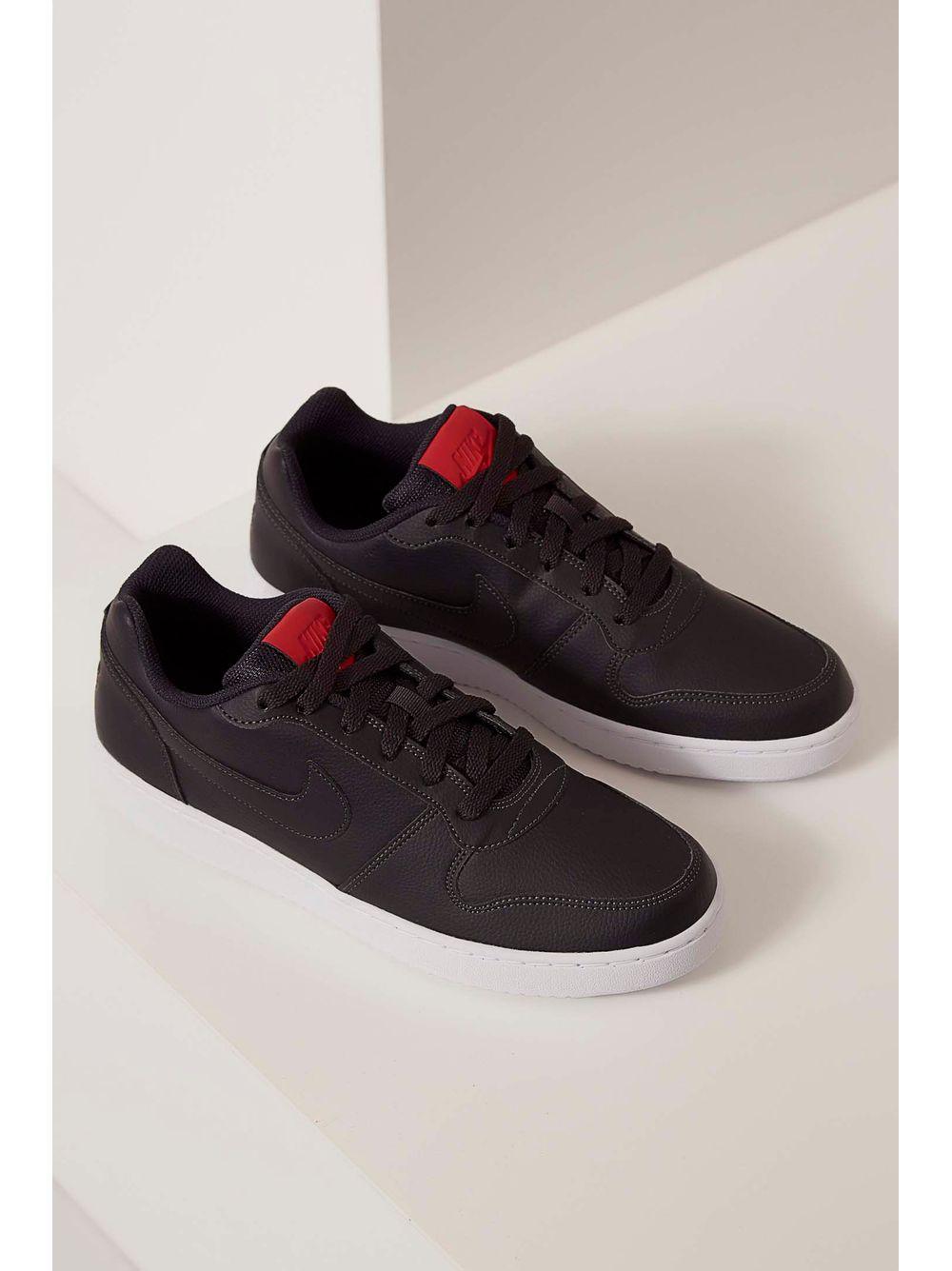 107dd27c85 Tênis Esportivo Masculino Nike Aq1775 Ebernon Low Preto - pittol