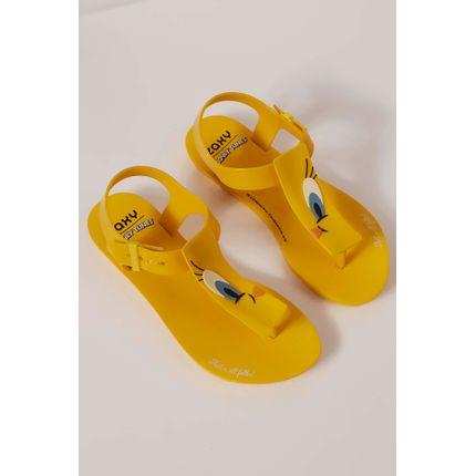 Sandalia-Rasteira-Zaxy-Amarelo