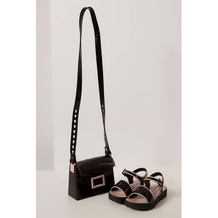 Sandalia-Grendene-Larissa-Manoela-Fashion-Bag-Preta