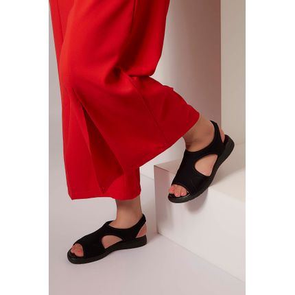 Sandalia-Conforto-Comfortflex-Preto-