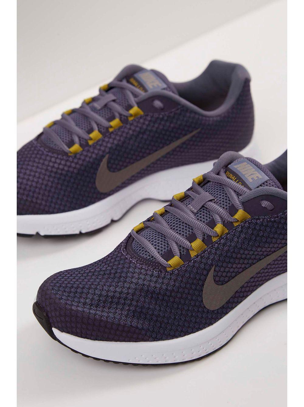 f19ec819acc Tênis Nike Runallday Marinho - pittol