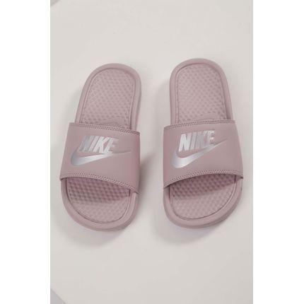 Chinelo-Slide-Nike-Benassi-Rosa-