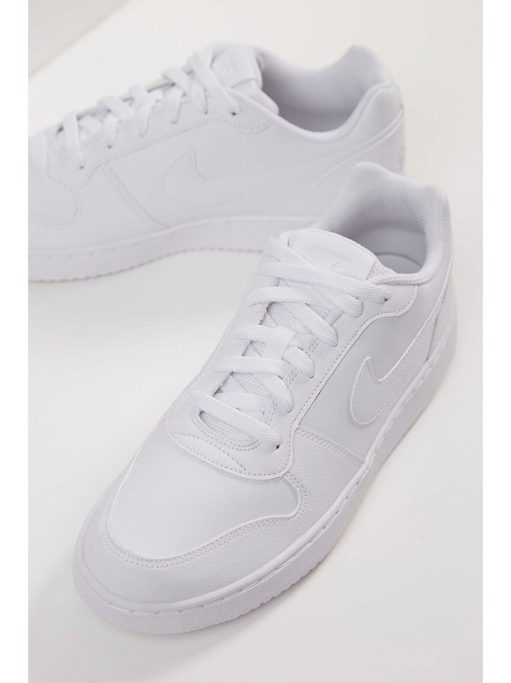 Tênis Casual Nike Ebernon Low Branco - pittol ef007d038bdd6