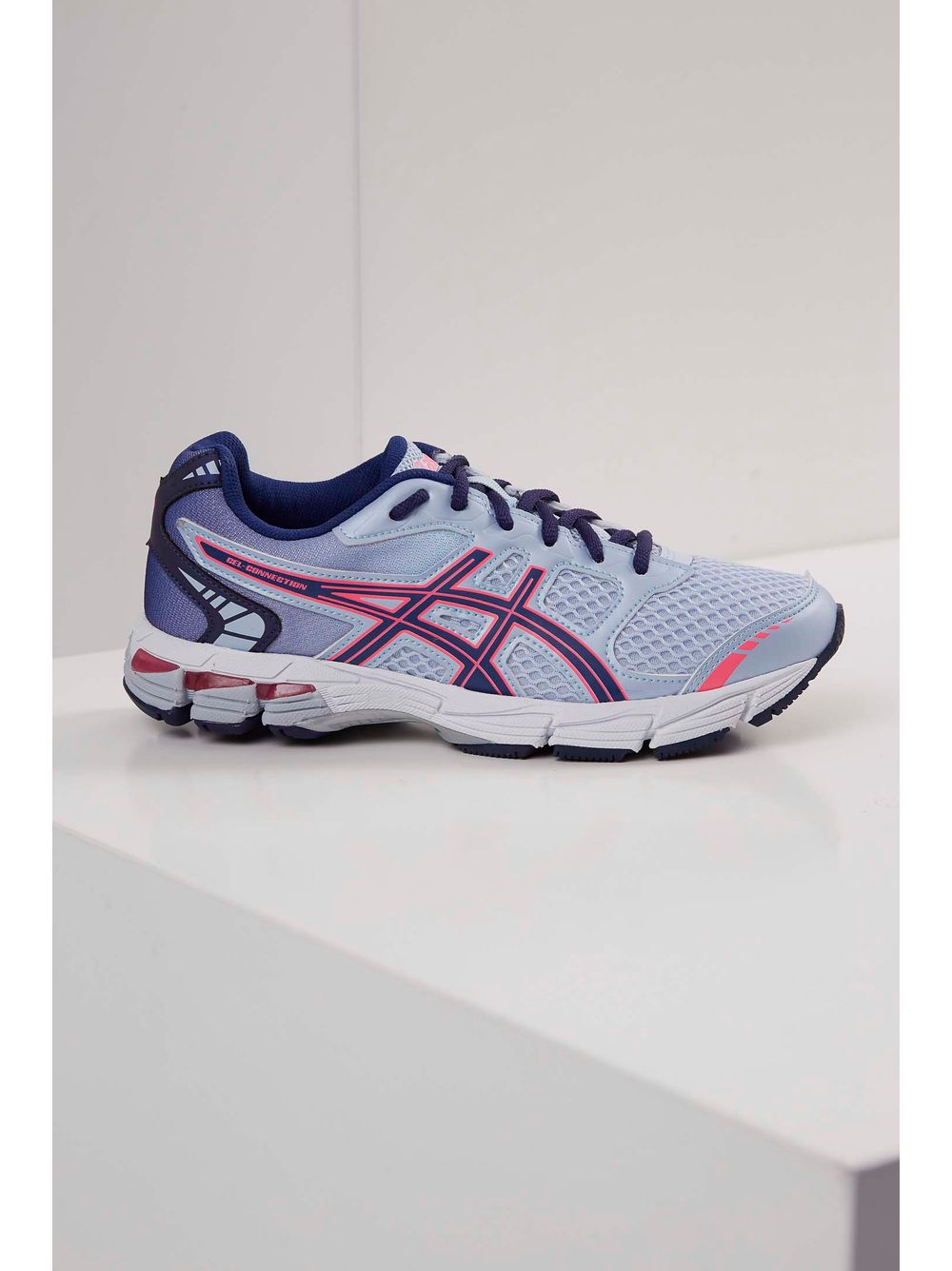 ec66918f25e Tênis Corrida Asics Gel-Connection Azul - pittol