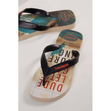 Chinelo-Havaianas-Surf-Masculino-Bege-